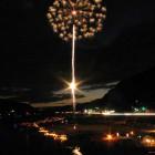 2012年花火&灯籠流し
