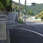 吉野中学北口