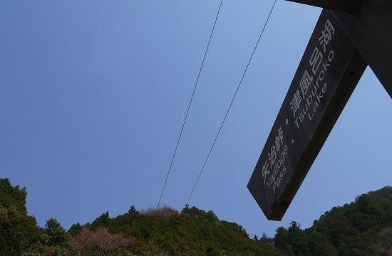 矢冶峠入口