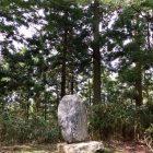 金峰神社句碑